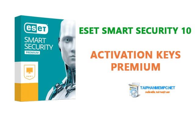 eset smart security 10.0.390 + key premium