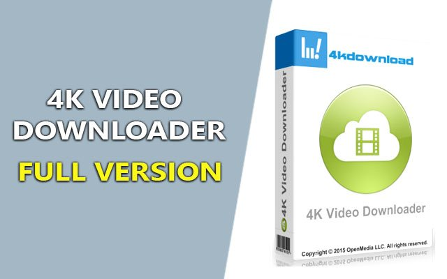 4K Video Downloader 4.3.2.2215 – Tải video từ Youtube, Facebook