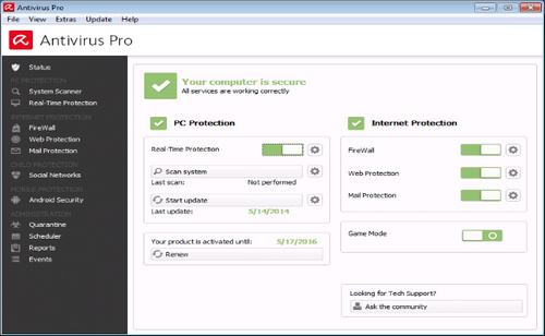 avira antivirus pro 15.0.26.48 final + license key ban quyen 1