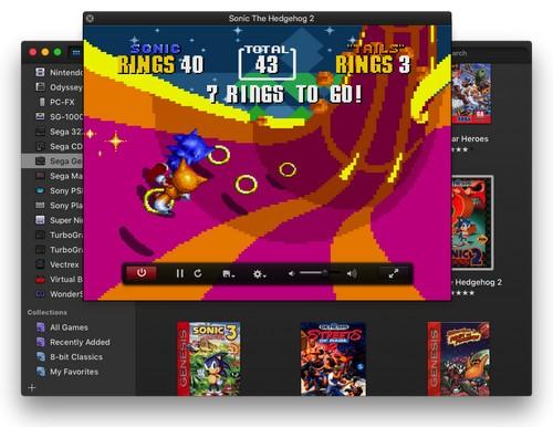Cách chơi giả lập game Console trên macOS (Gameboy, Sega,   )