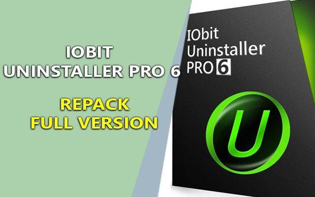 IObit Uninstaller Pro 6.4.0.2118 – Gỡ ứng dụng chuyên nghiệp