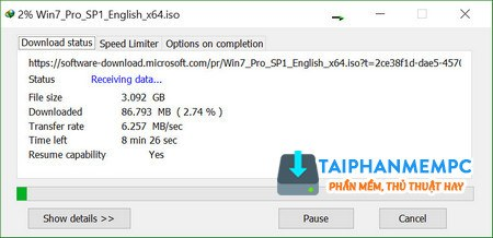 iso download tool - tu dong tim va tai tat ca phien ban windows, office 6