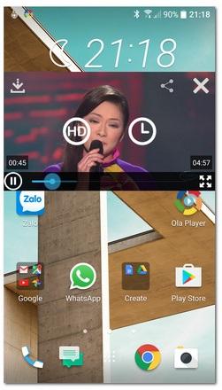 nghe nhac youtube khi tat man hinh tren android 2