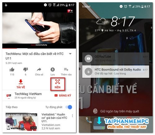 tai ogyoutube - ung dung tai video youtube tot nhat tren android 3