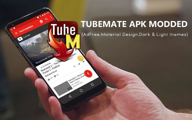 tubemate 2.3.6 build 705 mod adfree - tai video youtube tot nhat tren android