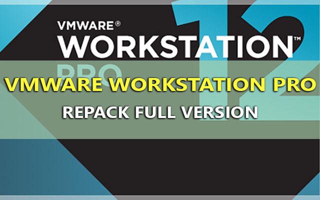 VMware Workstation Pro 12.5.7 Build 5813279 RePack