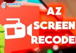 AZ Screen Recorder 5.2.8 Premium – Quay phim màn hình [No Root]