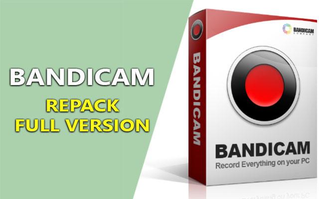 Bandicam 3.4.2.1258 RePack – Quay video màn hình chuyên nghiệp