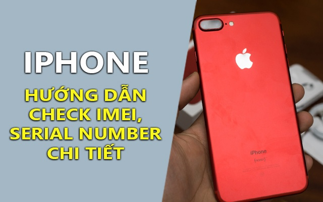 check imei iphone, check serial number iphone