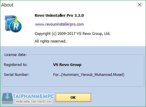 Download Revo Uninstaller Pro 1