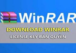 Winrar 5.91 Final mới nhất + License key – Giải nén file chuyên nghiệp