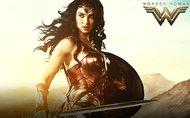 Trọn bộ hình nền máy tính bom tấn Wonder Woman – Nữ Thần Chiến Binh
