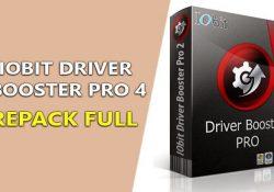 IObit Driver Booster Pro 5.4.0.835 F.U.L.L bản quyền mới nhất