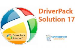 Tải DriverPack Solution 17 – Bộ cài Driver Offline tự động mới nhất 4/2017