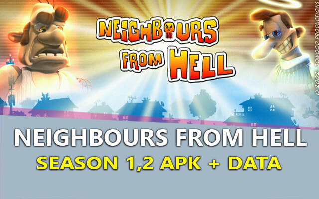 Neighbours from Hell: Season 1, 2 APK MOD – Game phá hàng xóm