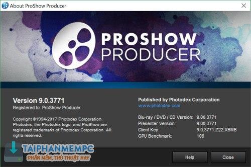 proshow producer 9 ban quyen 1