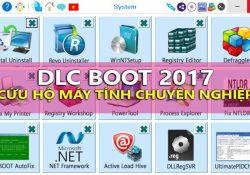 Tải DLC Boot 2017 v3.4 [15/6/2017] – Cứu hộ máy tính chuyên nghiệp