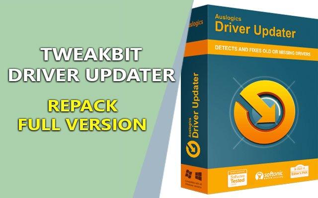 TweakBit Driver Updater 1.8.2.0 RePack – Phần mềm tải Driver máy tính