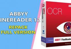 ABBYY FineReader 12.0.101.496 Pro RePack – Chuyển PDF sang Word