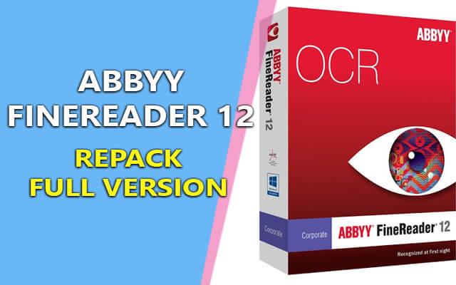 abbyy finereader 12.0.101.496 pro repack – chuyen pdf sang word
