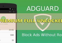 Adguard Premium v3.0.100 APK Full – Chặn quảng cáo không root