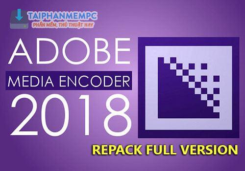 adobe media encoder cc 2018