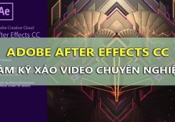 After Effects CC 2017 v14.2.1.34 Final RePack – Làm kỹ xảo video tốt nhất