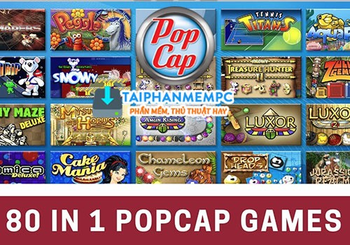 80 game popcap collection
