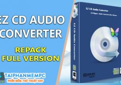 EZ CD Audio Converter Ultimate 8.2.2.1 F.U.L.L mới nhất