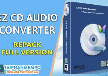 EZ CD Audio Converter Ultimate 7.1.8.1 F.U.L.L mới nhất