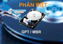 Cách kiểm tra ổ cứng GPT hay MBR như thế nào?