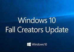 Link tải Windows 10 Fall Creators 1709 bản chính thức update 03/01/2018