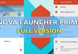 Nova Launcher Prime v5.5.4 Final APK + TeslaUnread