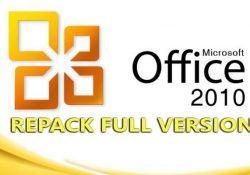 Office 2010 Pro Plus SP2 Repack mới nhất kích hoạt tự động với 1 click
