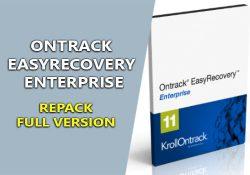 Kroll Ontrack EasyRecovery Enterprise 12.0.0.2 bản quyền mãi mãi