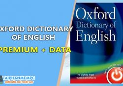 Oxford Dictionary of English v9.1.307 Premium APK + Data