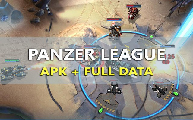 panzer league apk + data