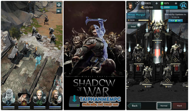 shadow of war (unreleased) apk + data 1
