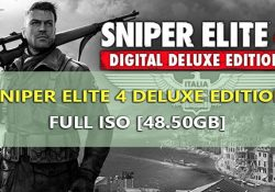 Sniper Elite 4 Deluxe Edition 2017 [ISO|Action|48.50GB]