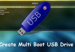 Hướng dẫn tạo USB Boot cứu hộ UEFI & Legacy song song với 1 click