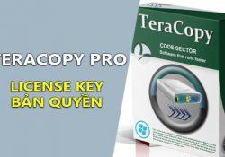 TeraCopy Pro 3.2.6 mới nhất + Key bản quyền cài đặt tự động