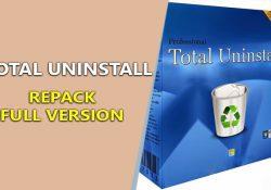 Total Uninstall Pro 6.24.0 F.U.L.L – Gỡ bỏ ứng dụng chuyên nghiệp