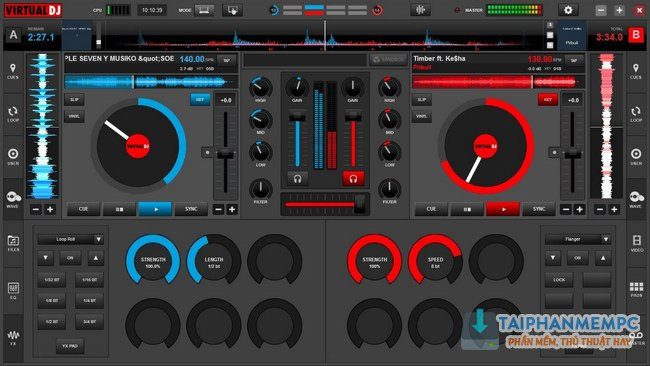 Download Virtual DJ PRO Infinity