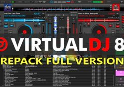 Virtual DJ PRO Infinity 8.3.4845 mới nhất – Mix nhạc chuyên nghiệp