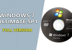 Windows 7 Ultimate SP1 ISO 32, 64bit nguyên gốc từ Microsoft