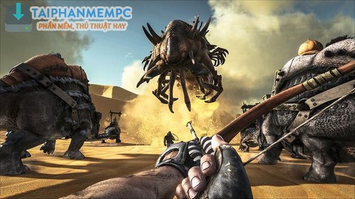 download ark survival evolved 2