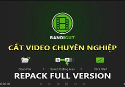 Bandicut – Ứng dụng cắt video chuyên nghiệp mạnh mẽ