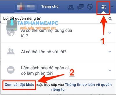 bao mat 2 lop facebook qua so dien thoai, chong bi hack fb 1