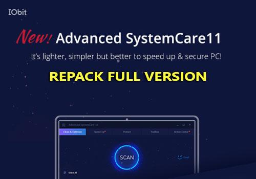 Advanced SystemCare Pro 11