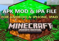 Minecraft Pocket Edition Mod APK mới nhất cho Android và iPhone